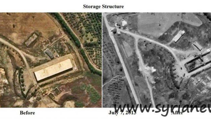 Latakia Storage