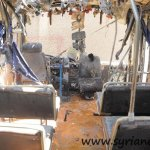 Damascus Research Center Bus Attack - Syria
