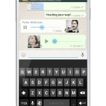 WhatsApp: Voice Messages @ Android