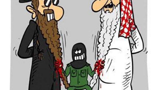 Zionist Wahhabi Free Syrian Army