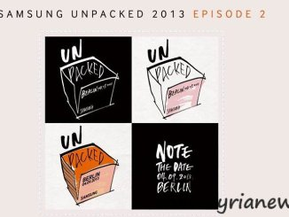 Samsung: Galaxy Note 3-Unpacked Event Berlin