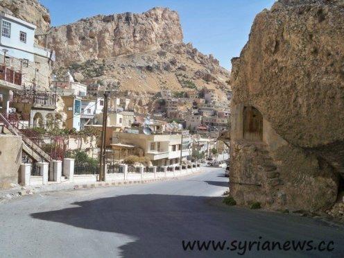 Syria / Maaloula (Ma'loula)