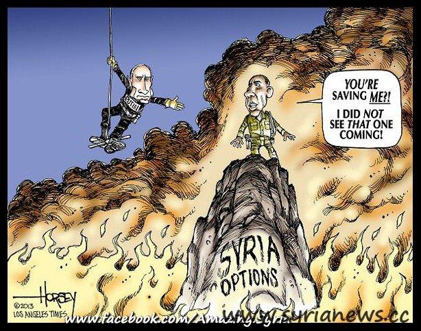 Putin Saving Obama