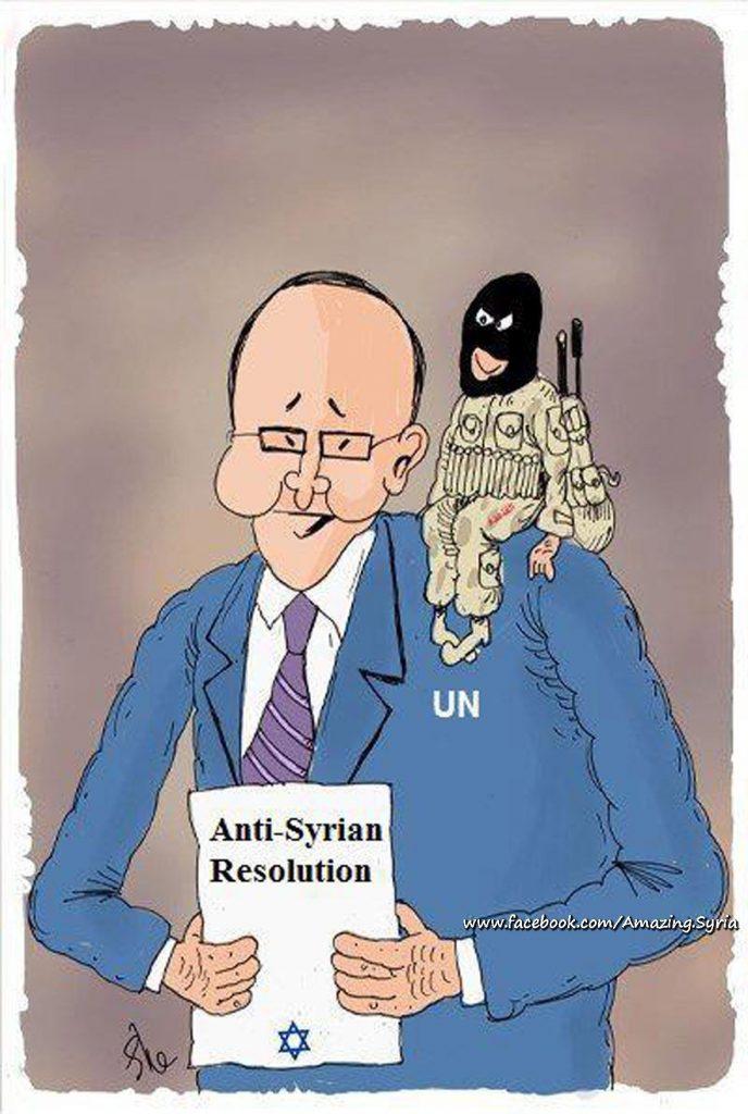 Revolution1 688x1024 New UNSC Resolution on Syria Hypocrisy