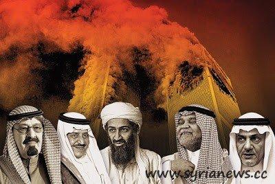 Saudi terrorists