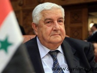 Walid al Muallem - Foreign Minister of Syria