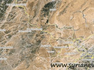 Border - Syria / Lebanon