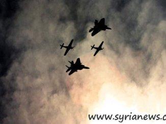 Airplanes (F-15 / F-22)