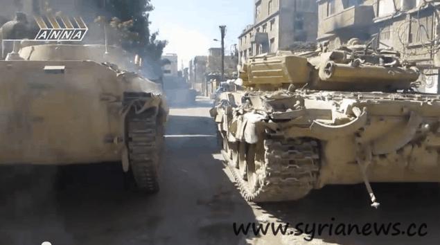 Jobar / Syria