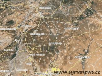 Syria / Turkey, border