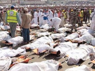 Israel  Friendly  Security Firm in Charge of Hajj Security!