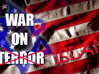 War on terror is actually war on Islam