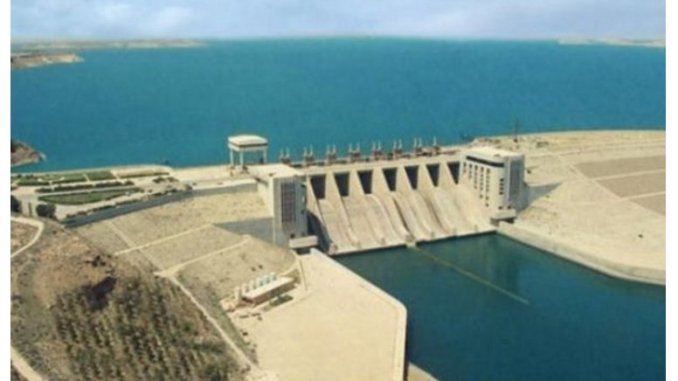 syria - tabqa dam