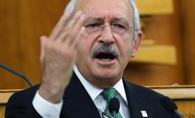 image- Opposition Leader Kilicdaroglu Prosecuted for Insulting the Sultan Erdogan