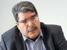 image- Saleh Musallam Democratic Union Party (PYD) Leader