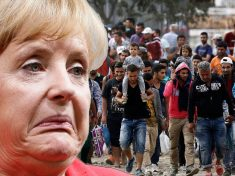Germany Merkel Syria