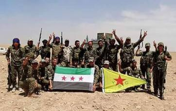 FSA and YPG