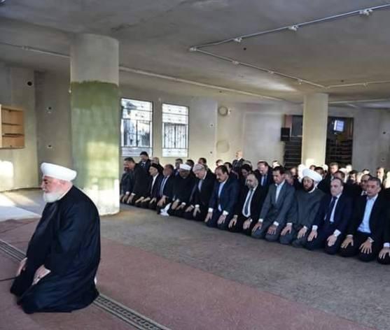 eid-prayer-in-daraya