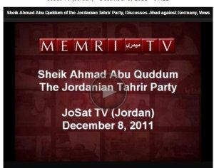 jordan media gives audience to takfiri