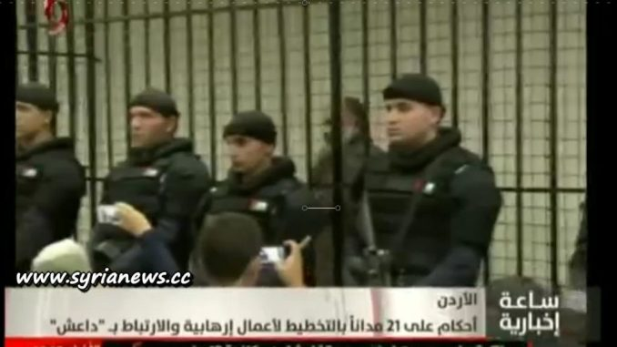 image-Jordan Sentences 5 Convicts to Death