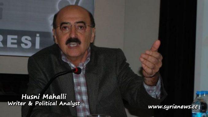 image-Turkish Journalist & Political Analyst Hüsnü Mahalli Arrested
