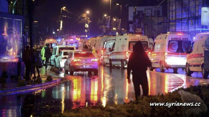 image-Istanbul Terror Attack New Year Eve