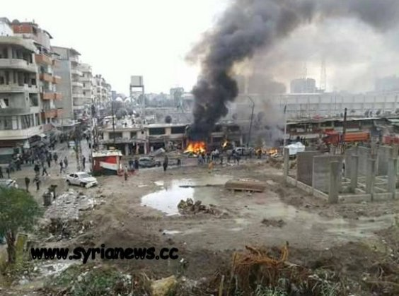 image-More moderate terror against Syrians, during 'ceasefire.' Jableh, 5 January 2017