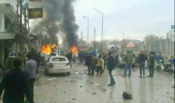 image-Moderate rebel terror slaughter, Jableh 5 January 2017