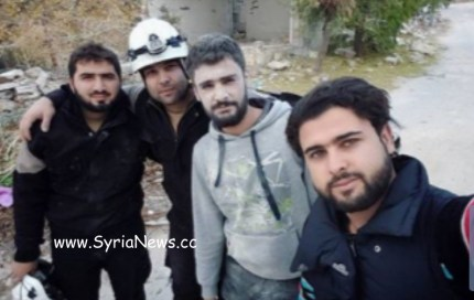 Beloved White Helmets
