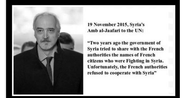 white-helmets bashar Al jaafari Syria United Nations