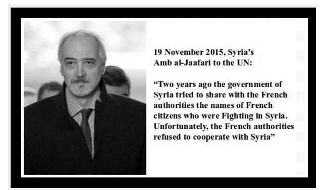 white-helmets bashar Al jaafari Syria United Nations