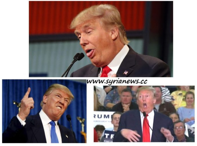 image-A 70 Years Old President of the USA Donald J. Trump