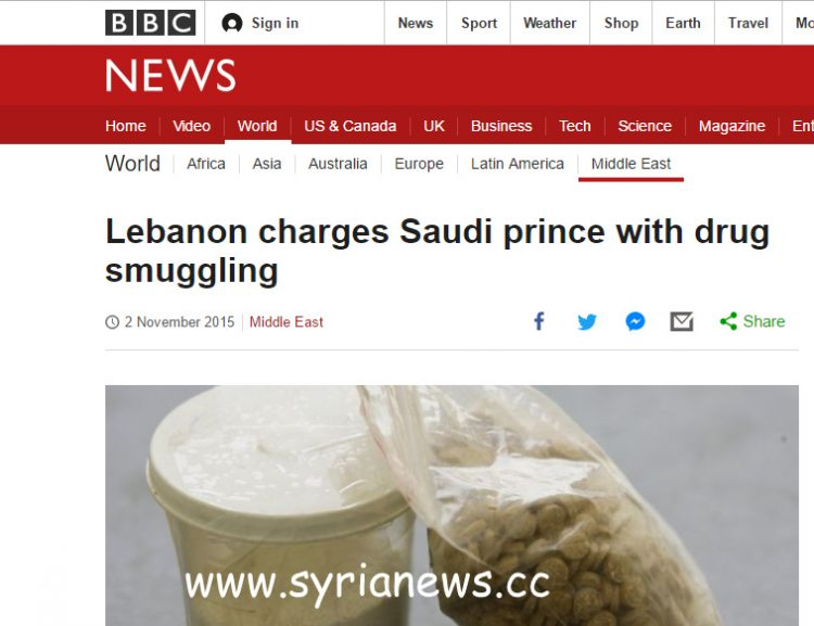 saudi prince arrested c 2 tonnes captagon