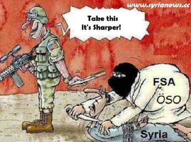 US ISIS Cooperation