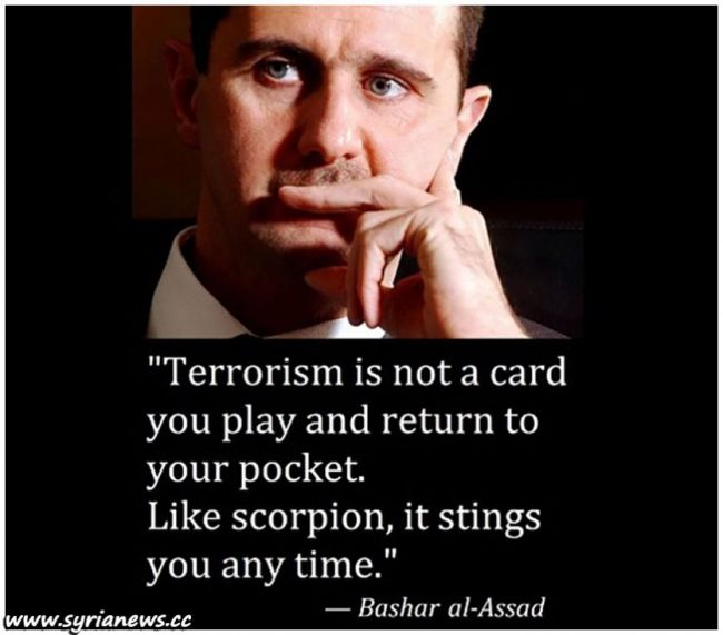 bashar-scorpion-quote
