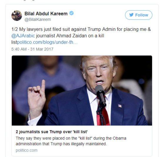 kareem - syria sky news