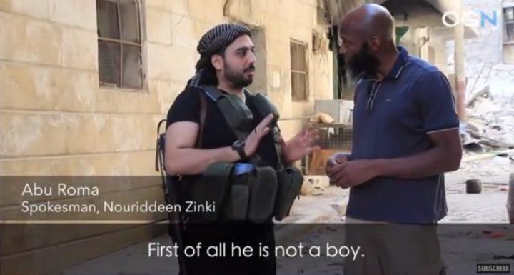 afp -terrorist interviews terrorist