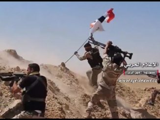 image-NDF and SAA Clean 1 Sq Km in Cemetery Area Der Ezzor