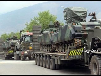 image-Turkish forces preparing to enter Idleb - Astana 6 obligations