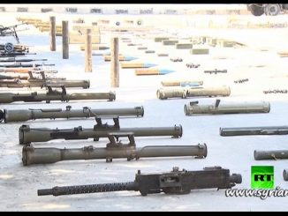 image-SAA Confiscate US Weapons Destined to Nusra Front in Idlib