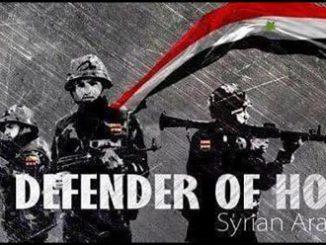image-SAA Syrian Arab Army Defenders of Honor