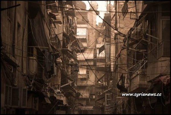 image-Aleppo, Syria - electricity cables