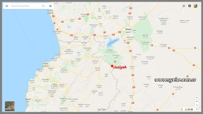 image-Syria - Lebanon's Jusiyah Border Crossing Re-Opened
