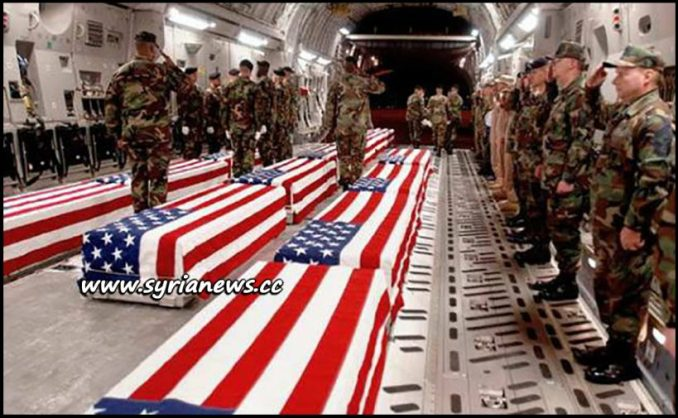 image-US Military Going Back Home in Pieces