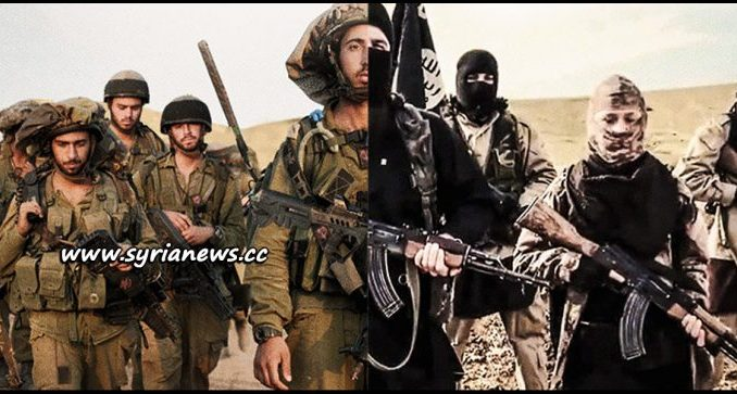 image-The Relation between Israel and ISIS