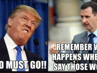 Trump Makes the Deadly Mistake - Assad Must Go