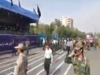 Iran Military Parade Terrorist Attack in Ahvaz