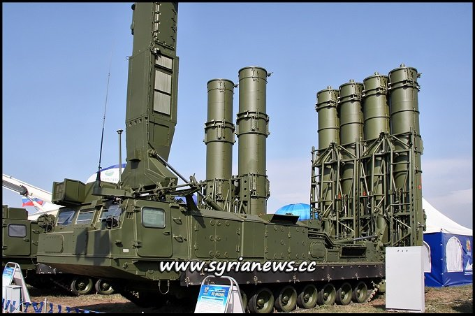 S300 Air Defense Systems to be delivered to Syria