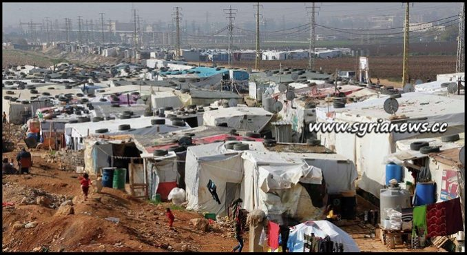 Syrian Refugees in Lebanon in Horrible Conditions