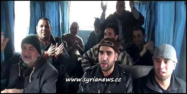 Syrian Arab Army SAA Freed 10 People from Terrorists in Aleppo Countryside